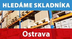 HLEDÁME SKLADNÍKA / SKLADNICI