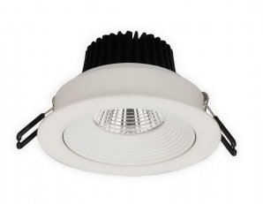 LED HRS 7W Dim 2700K 30D Ava MW CT