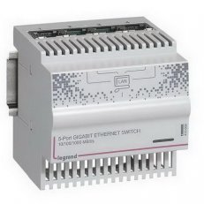 413009 LCS-DIN SWITCH 1 GIGA