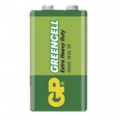 Emos B1250 GP Baterie GREENCELL 6F22 1SH