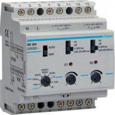 Hager EE202 Soumrakový spínač komfort 2-kanál. 2-200 200-20000 812baae080