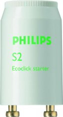 Philips Startér S 2 4-22W SER 220-240V (12x25BOX)