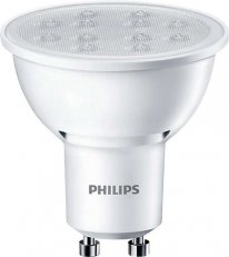 LED žárovka Philips 4.5-50W GU10 827 36D 230V